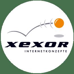 xexor Internetkonzepte Logo